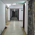 房間的走廊