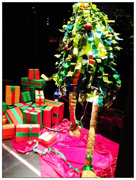翹班的聖誕樹