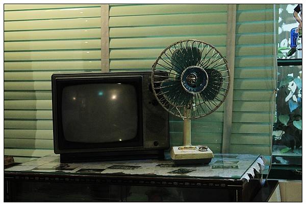 小電視+小電扇
