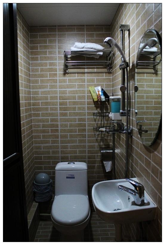 浴室超迷你的