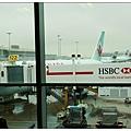 加航都是HSBC的廣告