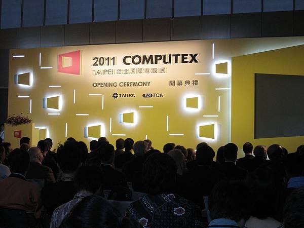 2011 COMPUTEX 開幕