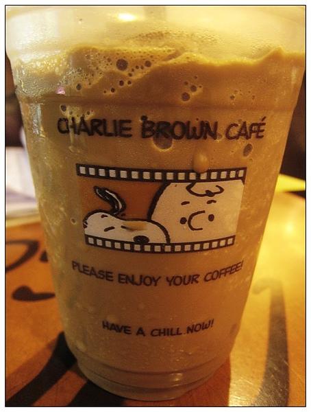 咖啡冰沙~