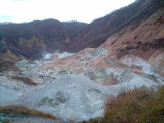 神秘地獄谷[1]...登別最大泉源地.JPG