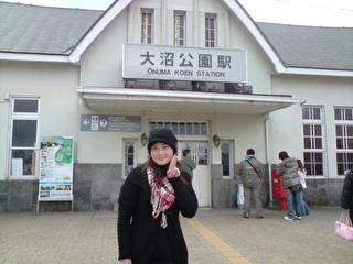 列車站前ㄉ我.JPG