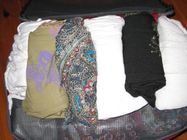 東歐之旅衣服 二