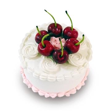 仿真蛋糕奶油+輕土+樹脂土