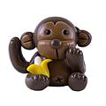 猴子樹脂土