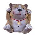 貓咪木塑土