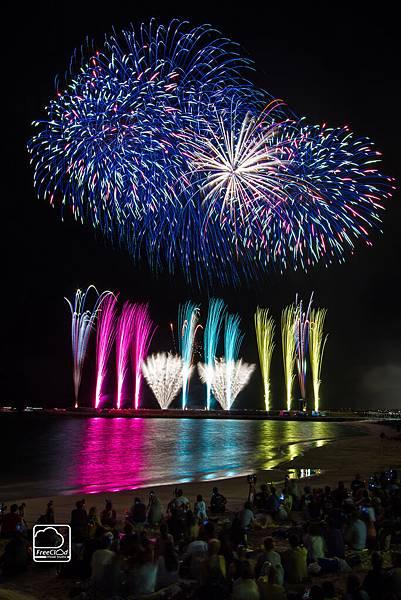 2018/04/14 第15回琉球海炎祭