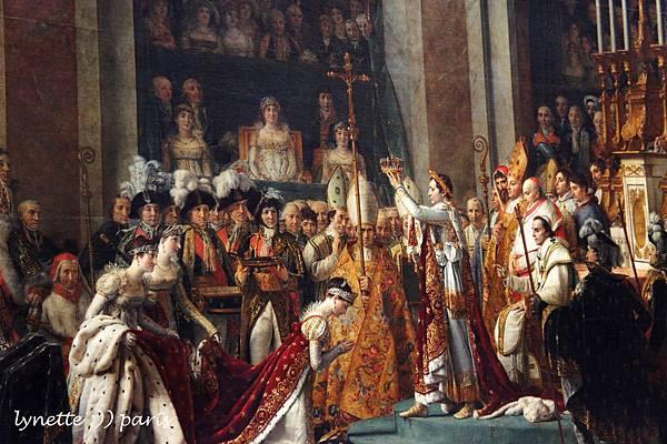 034拿破崙一世加冕大典