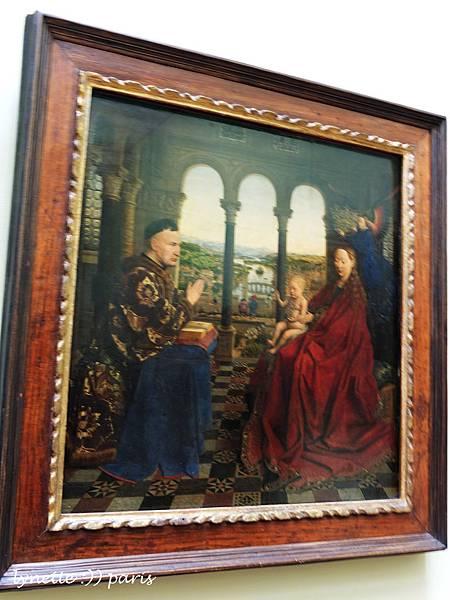 052宰相洛蘭的聖母