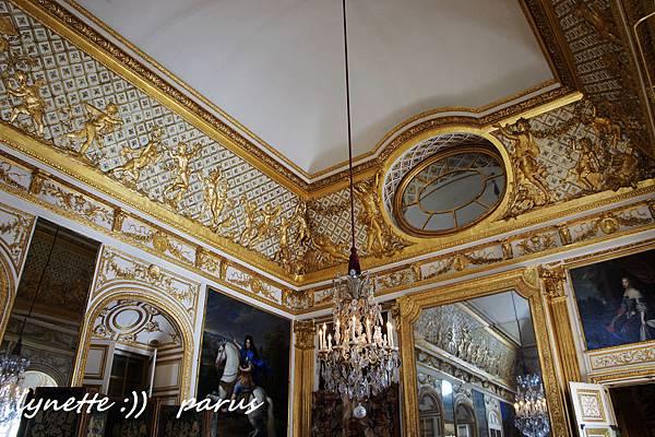 凡爾賽宮 國王套房  牛眼間2012_0711_151141