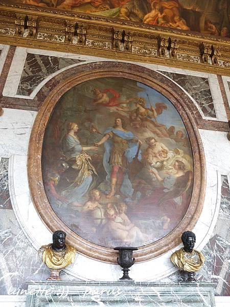 凡爾賽宮和 平廳2012_0711_212549