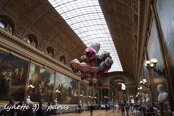 凡爾賽宮和 戰爭畫廊2012_0711_154425