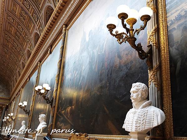 凡爾賽宮和 戰爭畫廊2012_0711_214329