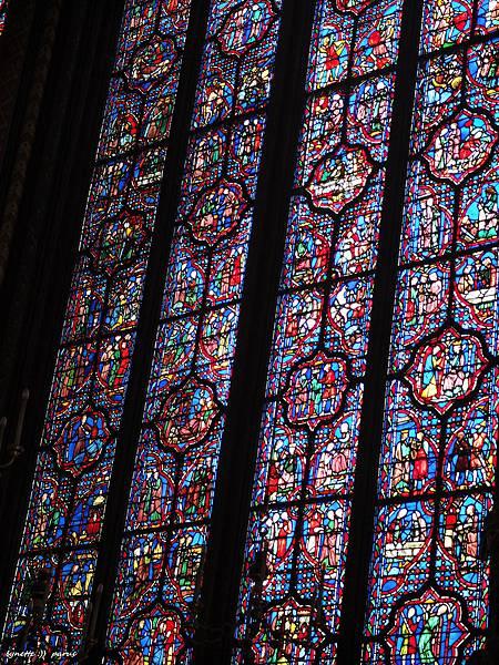 聖禮拜堂La Sainte - Chapelle2012-0704-183546