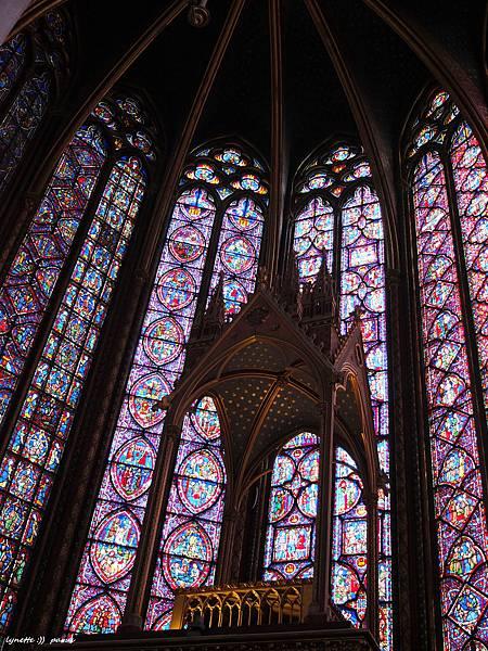 聖禮拜堂La Sainte - Chapelle2012-0704-183659