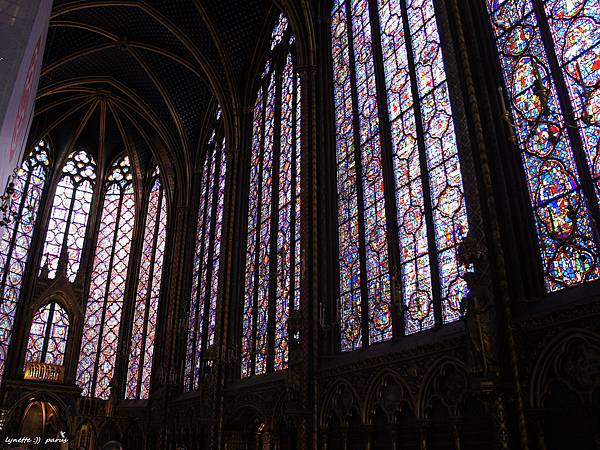 聖禮拜堂La Sainte - Chapelle2012-0704-183758