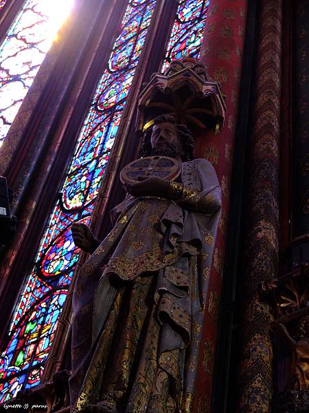 聖禮拜堂La Sainte - Chapelle2012-0704-184334