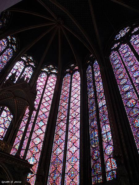 聖禮拜堂La Sainte - Chapelle2012-0704-183840