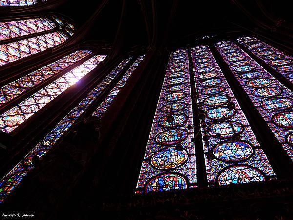 聖禮拜堂La Sainte - Chapelle2012-0704-184358