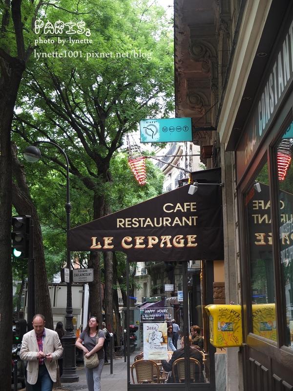 65號是 le cepage montmartrois 咖啡店 .JPG