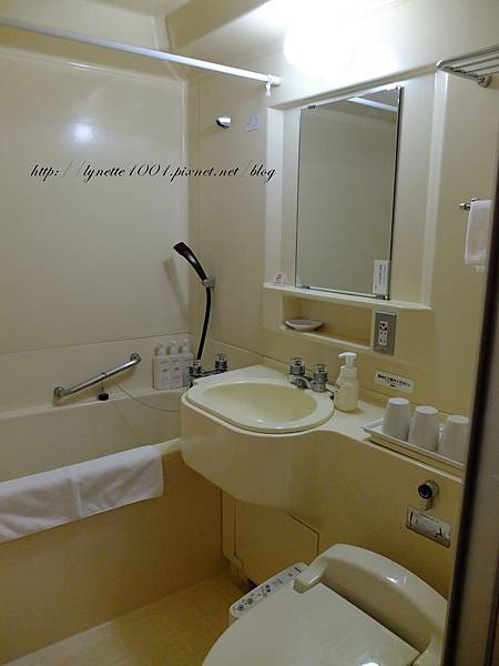 輕井澤GREEN PLAZA溫泉飯店2014-0206-180349.JPG