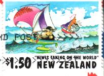 New Zealander stamp (very cute) [超口愛紐西蘭郵票]