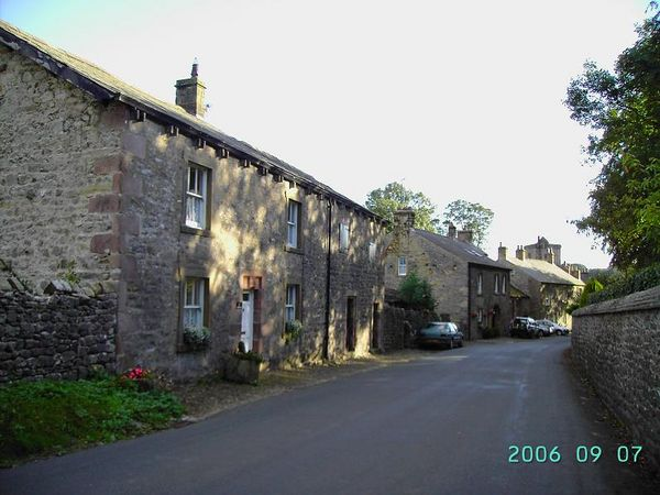 Houses in Slaidburn