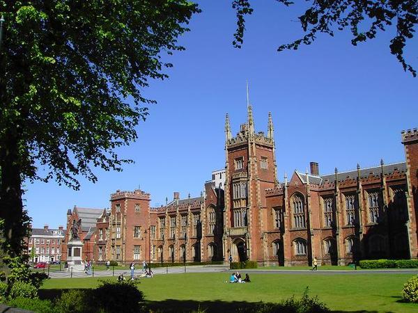 Queen's College in Belfast