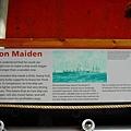 2. Iron Maiden