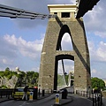 37. The Gate of Clifton Suspension Bridge