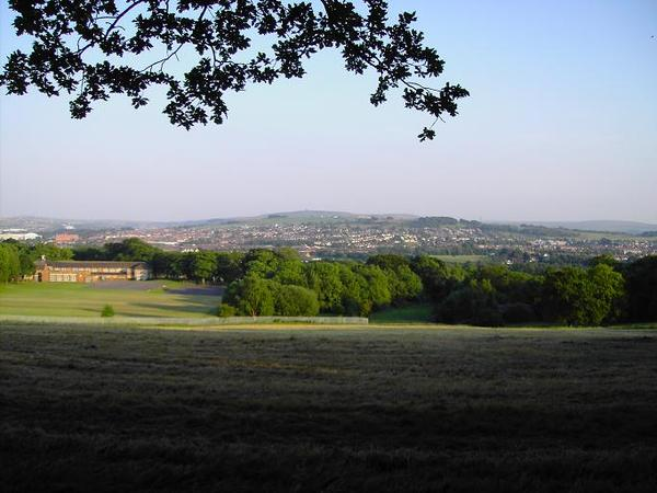 2. View from Witton Park