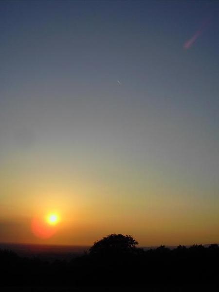 25. Sunset