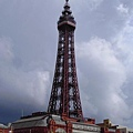 2. Blackpool Tower [黑池之塔]