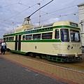21. Tram in Blackpool [黑池也有Tram!]