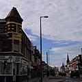 22. Street Scene in Blackpool [黑池街景]