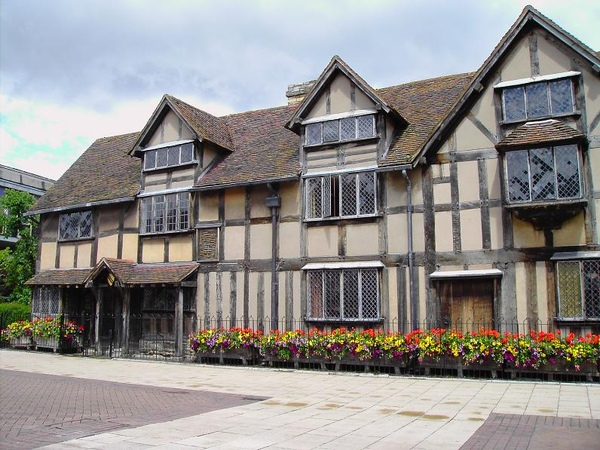 2. Shakespeare's Birthplace (1) [莎士比亞出生地]