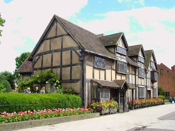 3. Shakespeare's Birthplace (2)