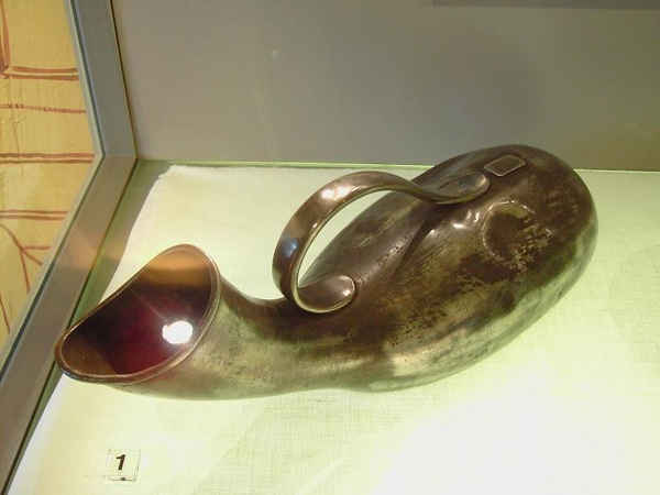 13. Male Urinal made in 1840 [男性尿桶]