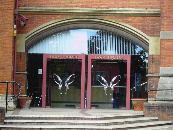 23. Swan Theatre [天鵝戲劇院]