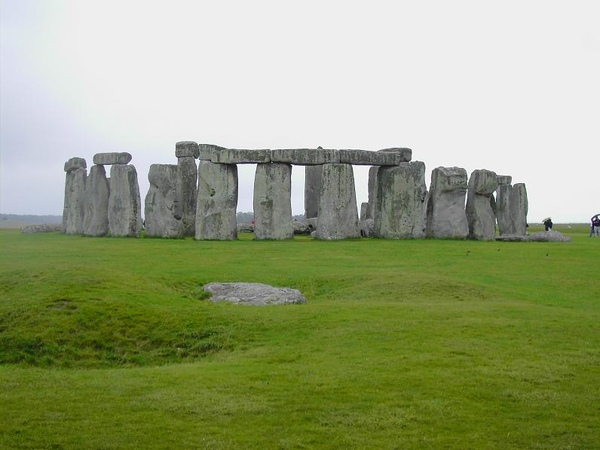 Stonehenge (5) [巨石群陣]