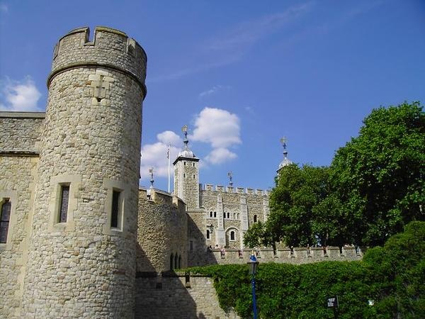 50. Tower of London [倫敦塔]