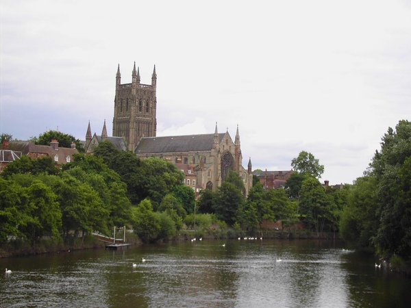 08. Worcester Cathedral