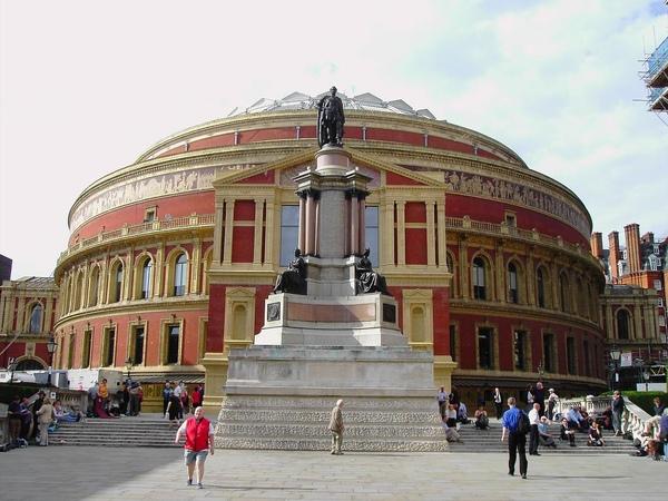 05. Royal Albert Hall