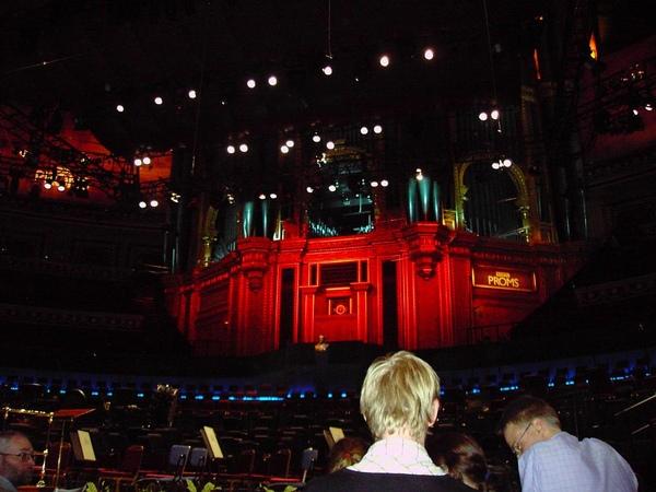 06. Inside Royal Albert Hall