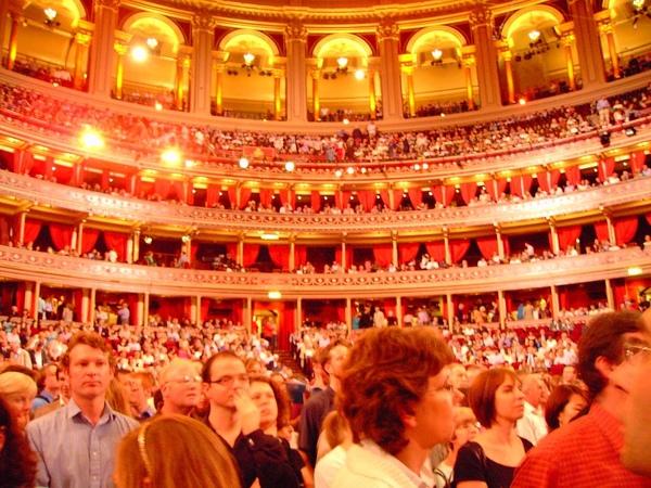 08. Inside Royal Albert Hall