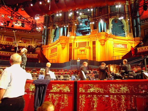 09. Inside Royal Albert Hall