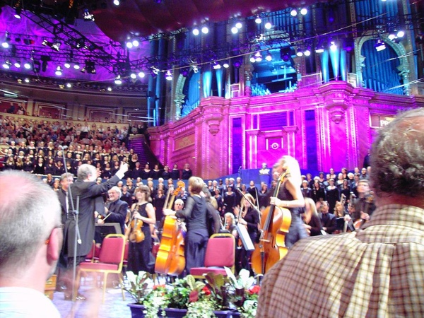 10. Inside Royal Albert Hall